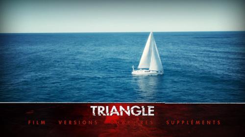Triangle DVD menu