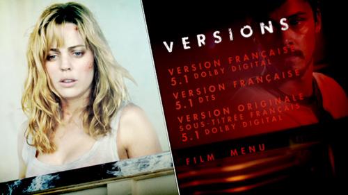 Triangle DVD piste audio