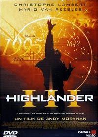 Highlander 3 : Le sorcier : Highlander 3