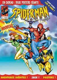 Spider-Man Magazine V2 - 1