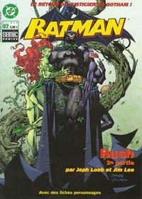 Semic Batman : 2 . Hush - La rançon