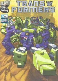 Transformers 2 - Génération 1