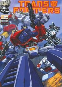 Transformers 1 - Génération 1