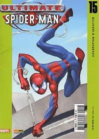 Ultimate Spider-Man 15