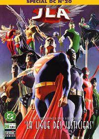 """JLA : La  Ligue de Justice : Spécial DC - 20 : JLA """"Secret Origins"""""""
