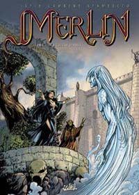 La colére d'Ahés : Merlin : La colère d'Ahes - Réédition