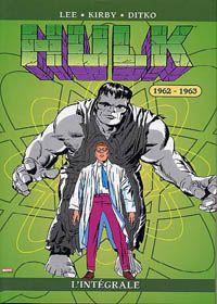 Integrale Hulk 1962-1963