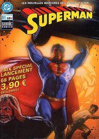 Superman - comics Semic : Superman N°1 : Voyage d'un héros