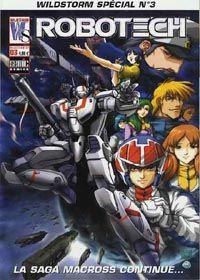 Robotech - Edition Semic : Wildstorm Spécial #3 : Robotech N°1