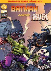 Batman Hors-Série - Semic série II : Batman contre Hulk - Batman Hors-Série 1
