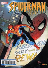 Spider-Man mensuel : Spider-Man 42