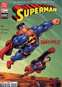 Superman - comics Semic : Superman # 2