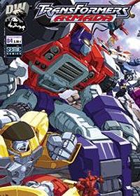 Transformers 4 - Armada