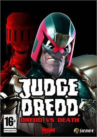Judge Dredd VS Judge Death - PC