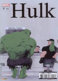 Hulk V2 N°3
