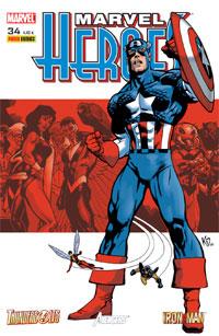 Marvel Heroes n° 34