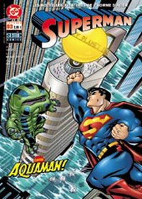 Superman - comics Semic : Superman # 3