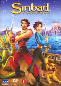 Sinbad - la légende des sept mers : SINBAD