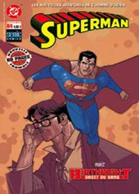Superman - comics Semic : Superman # 4