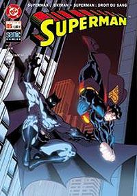 Superman - comics Semic : Superman # 5