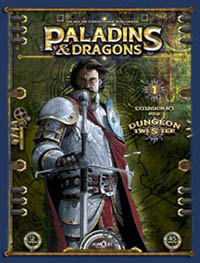 Dungeon Twister : Paladins et Dragons