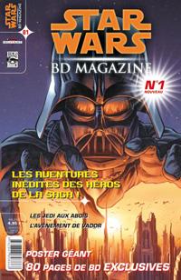 Star Wars BD Magazine 1