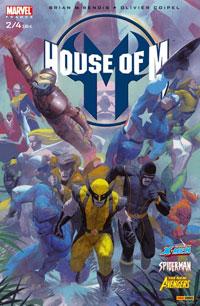 X-Men - 111 - House of Marvel