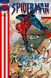 Spider-Man -  Hors Serie : SPIDER-MAN  HS 22 - House of M