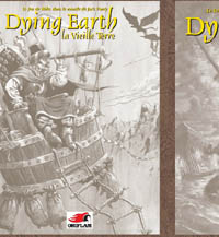 Dying Earth, la Vieille Terre : Dying Earth, l'écran
