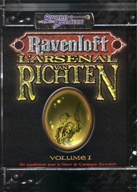 Freeport - Système D20 : Ravenloft D20 - L'Arsenal Van Richten - Volume 1