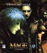 Mage : l'Ascension 3ème édition : Ecran du Conteur