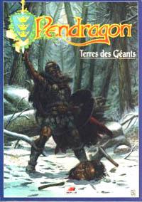Pendragon 3ème édition : Terre des Géants