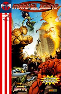 Marvel Icons Hors série 4