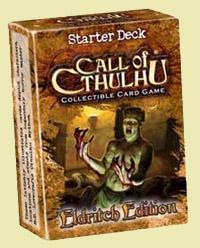 L'Appel de Cthulhu JCC : Edition des Ténèbres