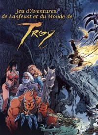 Jeu d'Aventures de Lanfeust et du Monde de Troy : Ecran Lanfeust de Troy