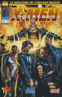 X-Men Révolution 1