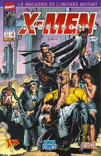X-Men Révolution 4