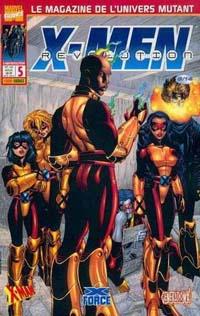X-Men Révolution 5