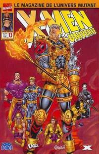 x-Men universe  13