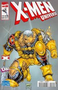x-Men universe  10
