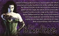 Vampire: the Eternal Struggle : Black Hand