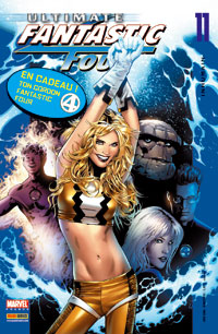 Ultimate Les 4 fantastiques : ULTIMATE FANTASTIC FOUR 11