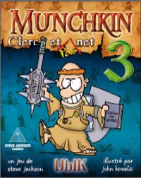 Munchkin 3: Clerc et [pas]net