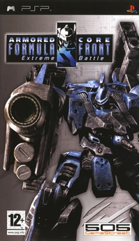 Armored Core : Formula Front : Extreme Battle - PSP