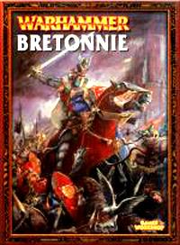 Warhammer Battle : livre d'armée Bretonnie