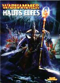 Warhammer Battle : livre d'armée Hauts Elfes