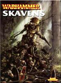 Warhammer Battle : livre d'armée Skavens