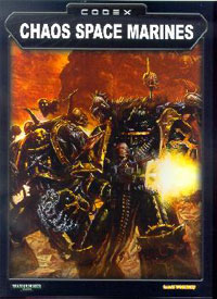 Warhammer 40000 4ème édition : Codex Marines du Chaos
