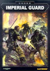 Warhammer 40000 4ème édition : Codex Garde Imperiale