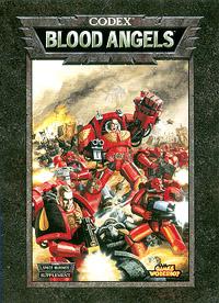 Warhammer 40000 4ème édition : Codex Blood Angels